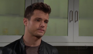 Kyle questioned on Young and the Restless