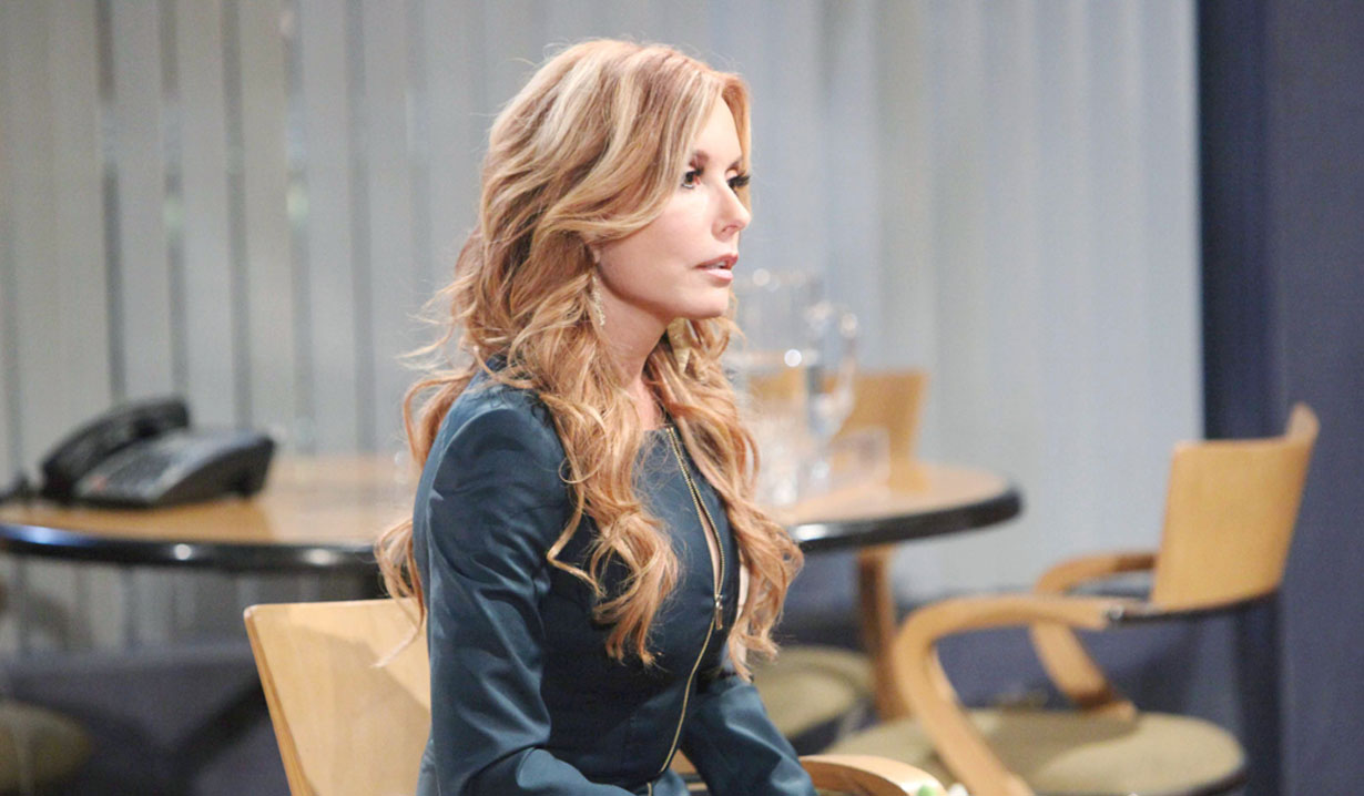 Lauren wants out on Young and the Restless
