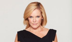 Maura West on General Hospital as Ava Jerome