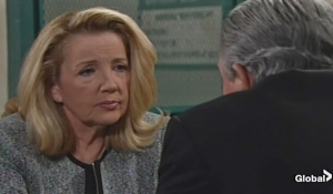 Nikki's goodbye with Victor on The Young and the Restless