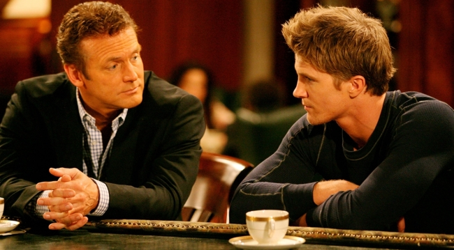 Paul and JT on Young and the Restless