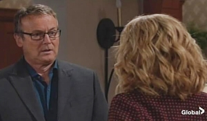 Paul visits Nikki on Young and Restless
