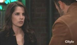 Shiloh tells Sam about Jason attacking him General Hospital