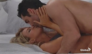 Sharon Rey make love on Young and Restless