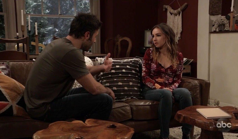 Shiloh wants Kristina's trust on General Hospital
