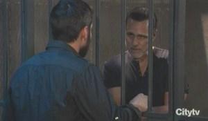 Dante and Sonny plot escape General Hospital