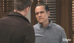 Sonny and Michael discuss Kristina General Hospital
