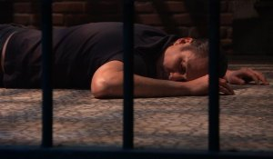 Sonny pretends to be dead on General Hospital