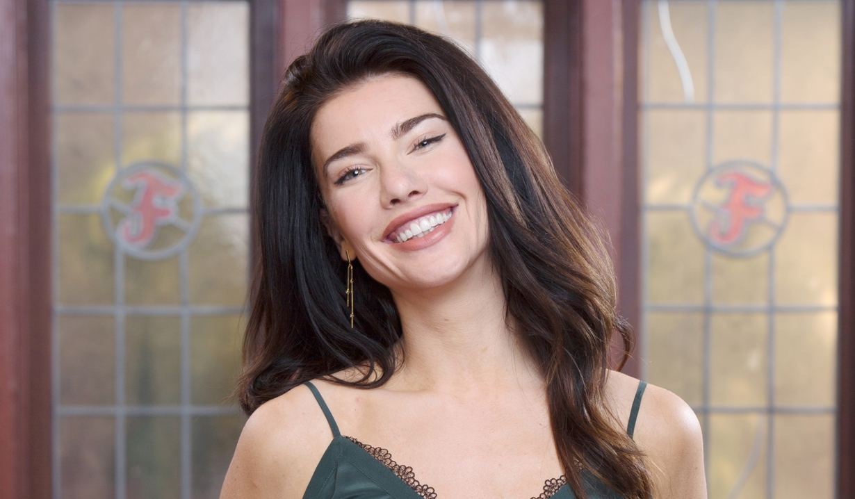 Steffy Forrester on B&B