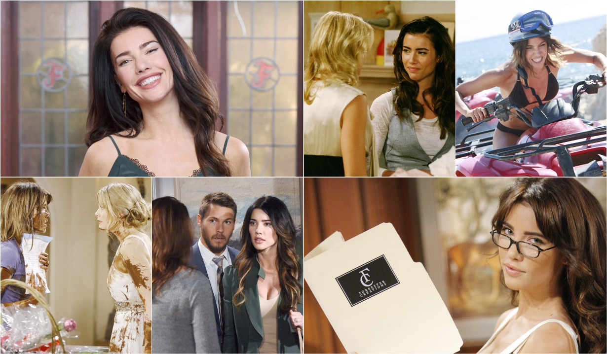 B&B Blog: 20 Intriguing Facts About Steffy