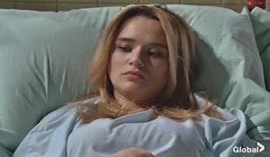 Summer in hospital on Young and the Restless