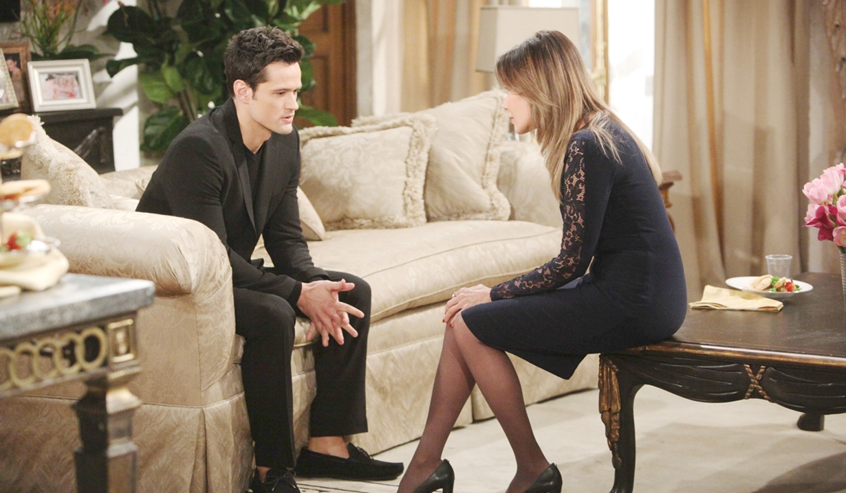 Thomas and Taylor discuss Douglas on Bold and Beautiful
