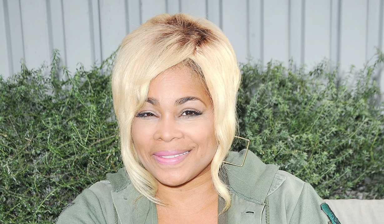 Tionne T-Boz Watkins cast on Growing Up Hip Hop Atlanta on Days of our Lives
