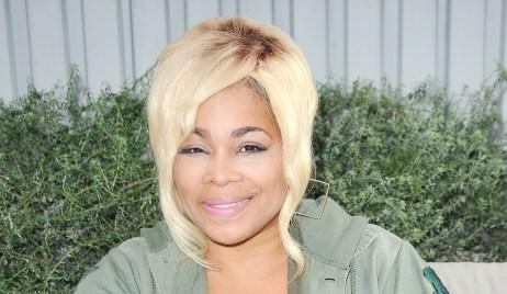 Tionne T-Boz Watkins cast on Growing Up Hip Hop Atlanta on Days of our Lives