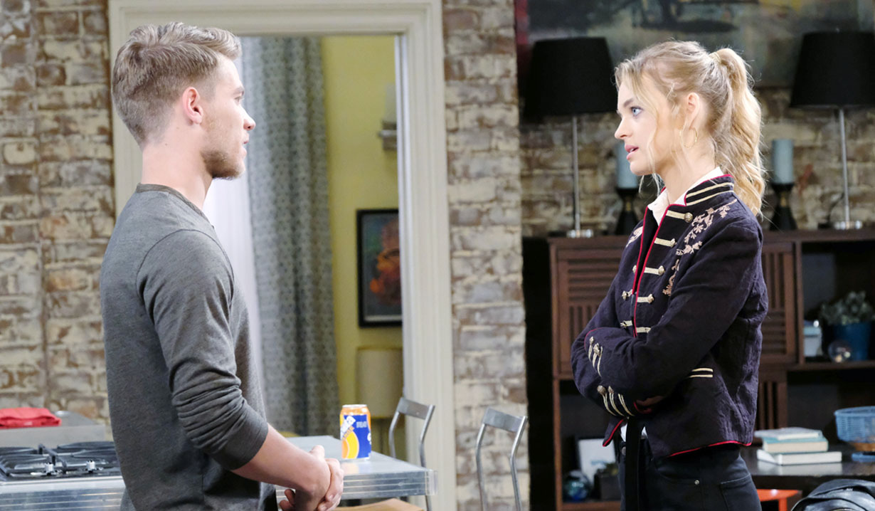 Days Spoilers: Will Tripp Be Claire's Undoing