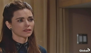 Victoria can't forget on Young and the Restless