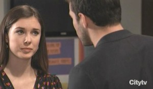 Willow tells Chase about Dawn of Day General Hospital