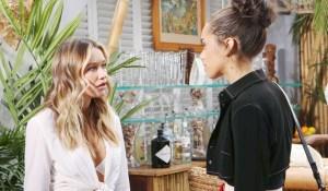 Zoe confront Flo