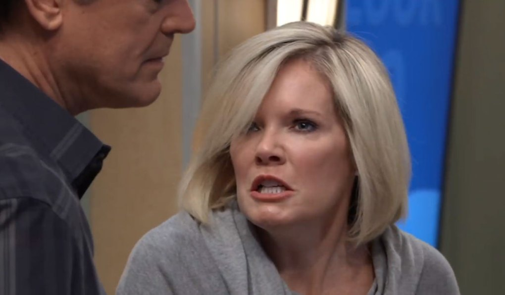 Ava lashes out at Kevin on General Hospital