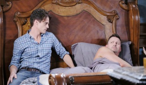 leo tells brady they're brothers on days of our lives