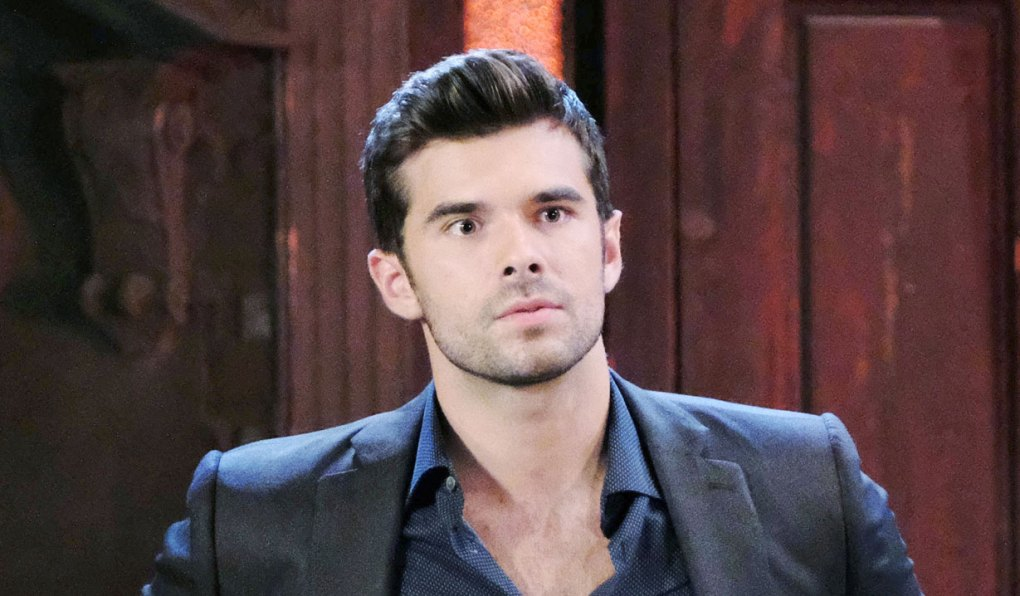 chase makes weekend plans on general hospital