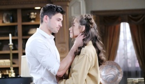 ben and ciara at manse days of our lives
