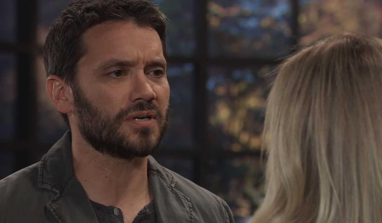 dante tells lulu he has to leave on general hospital