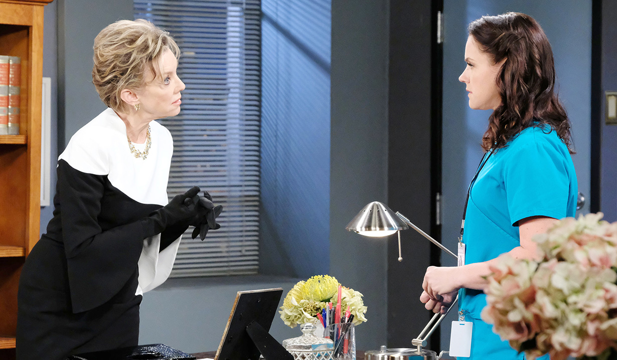 Days of our Lives March 11 Haley's Arrest