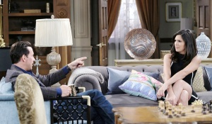 stefan argues gabi over gabi chic on days of our lives