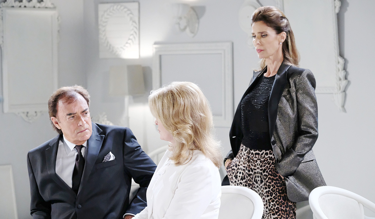 andre, marlena gina on days of our lives