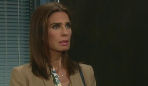 hope upset abe angry with her days of our lives