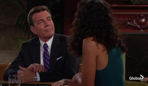 jack and kerry at club young and restless