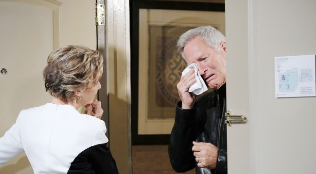 Days of our Lives' Diana Fantasizes About John