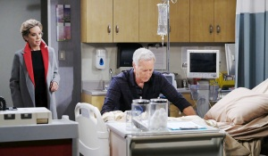 diana sees john at hospital on days of our lives