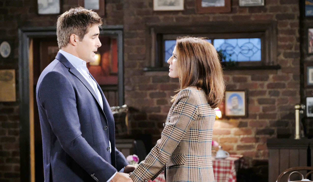jordan's baby bomb could destroy rafe and hope on days of our lives