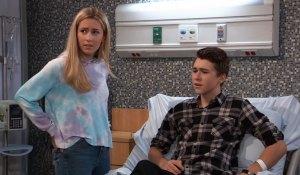 Joss and Oscar at General Hospital