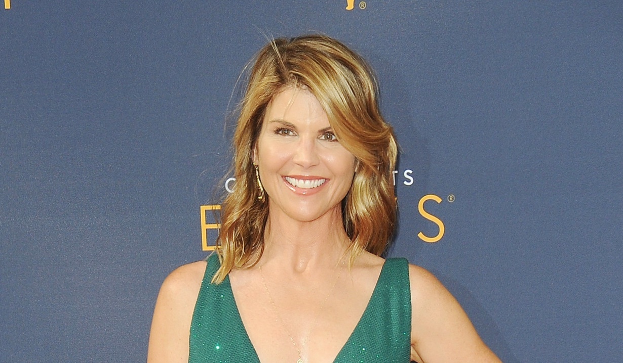Lori Loughlin attends the 2018 Creative Arts Emmy Awards at Microsoft Theater on September 8, 2018 in Los Angeles, California
