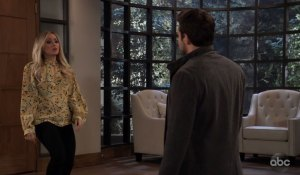 Chase visits Lulu at her home on General Hospital