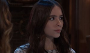 Molly at Kelly's with her sisters on General Hospital