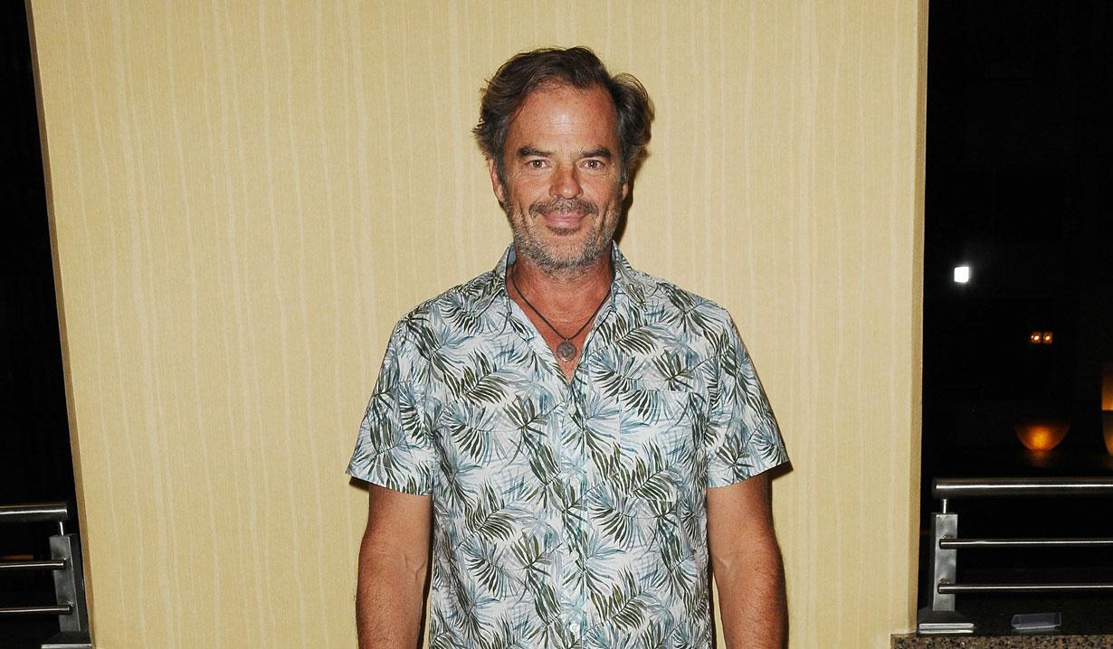 Wally Kurth plays Ned Ashton Quartermaine on General Hospital