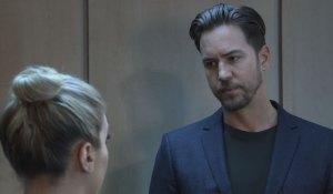 Maxie and Peter discuss Sasha on General Hospital