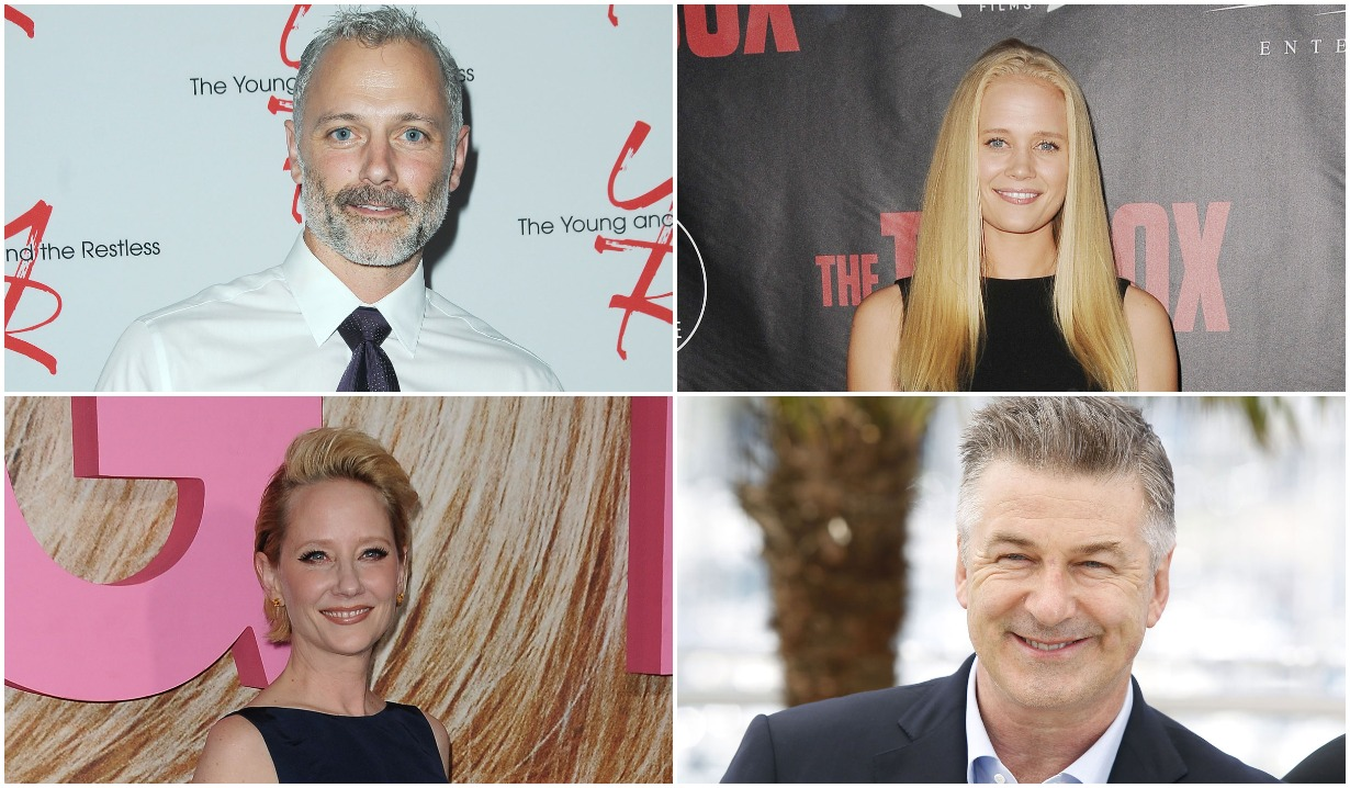 Alec Baldwin, Anne Heche, Carly Schroeder, Max Shippee