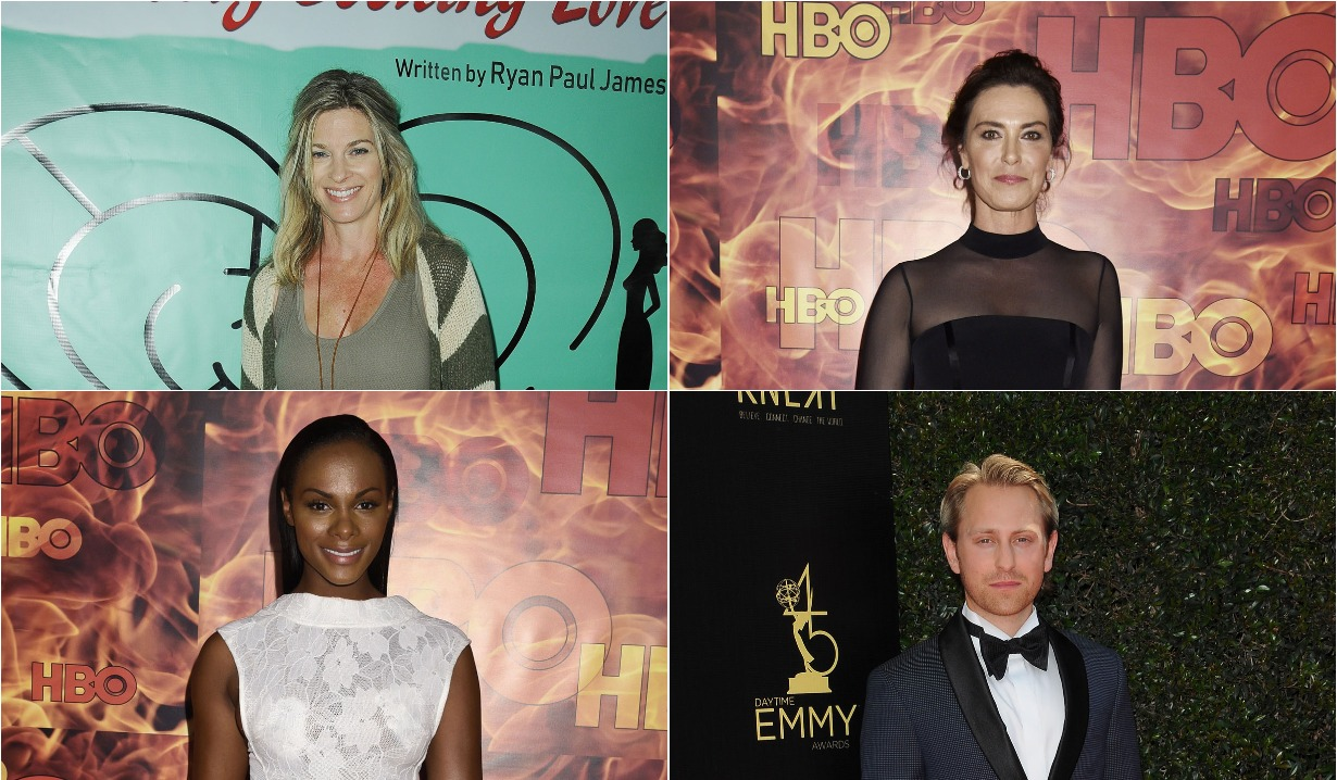 Tracy Melchior, Michelle Forbes, Eric Nelson, Tika Sumpter soap alum news