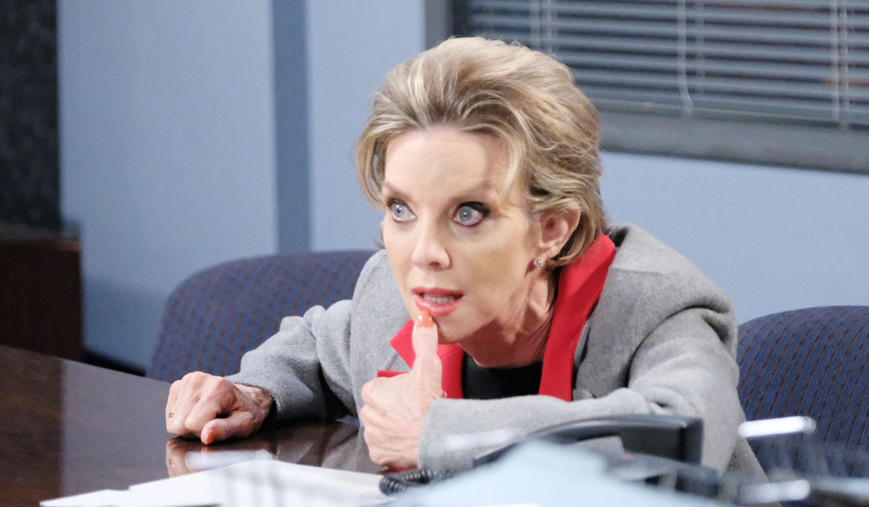 tables are turned on diana on days of our lives