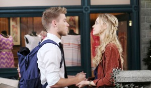 tripp and claire square on days of our lives