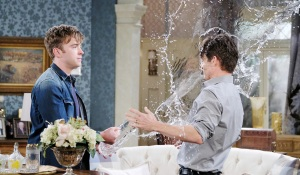 will sprays leo water days of our lives