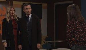 Willow shocks Nina and Valentin