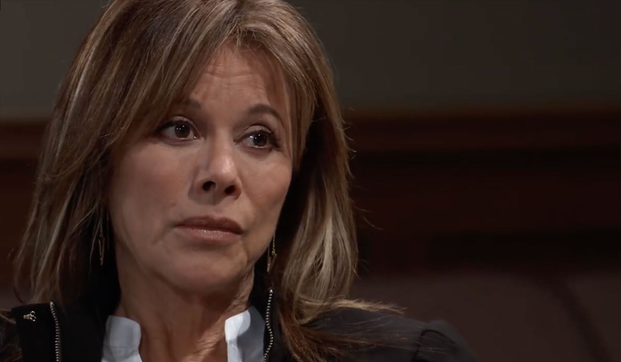 Spoilers: Alexis reacts to Julian helping Kristina