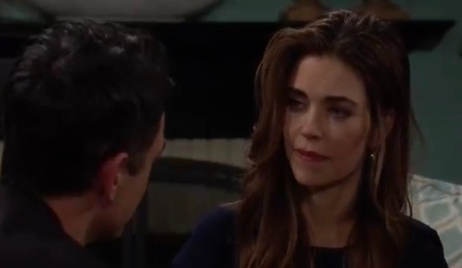 Billy proposed to Victoria on Young and the Restless