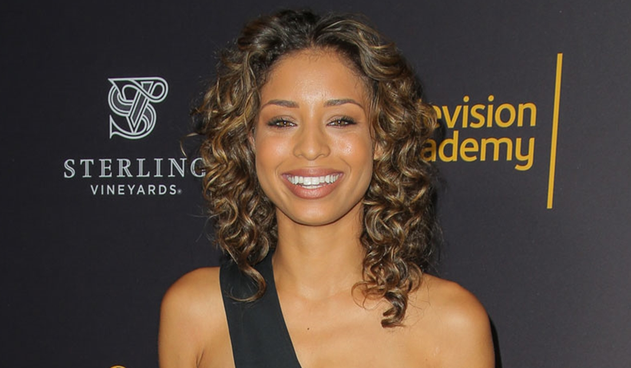 Brytni Sarpy The Haves and the Have Nots on Young and the Restless